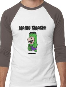 Potion Power up! Men's Baseball ¾ T-Shirt
