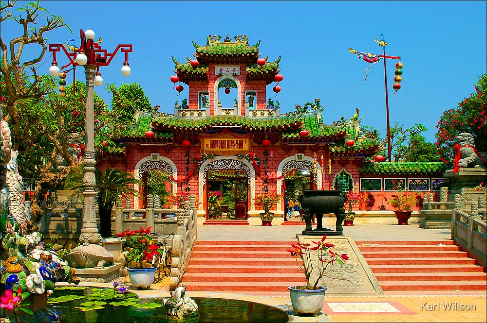 Phuoc Kien Assembly Hall by Karl Willson