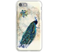 Vintage Peacock Case iPhone Case/Skin