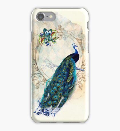 Vintage Peacock Case iPhone Case/Skin