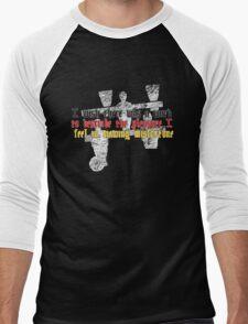 Schadenfreude Men's Baseball ¾ T-Shirt