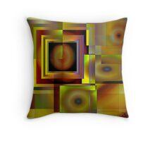 A Maze ing Throw Pillow