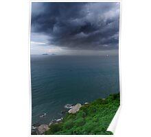 Storm Over Danang Poster