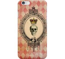 Skull & Crown iPhone Case iPhone Case/Skin