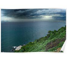 Stormy Danang Poster
