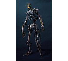 HENRi Robot Concept Photographic Print