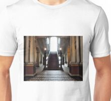 Mansion Staircase Unisex T-Shirt