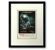 HENRi Poster Framed Print