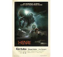 HENRi Poster Photographic Print
