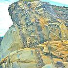 California Coast Rock Formations by Michael  Corwin
