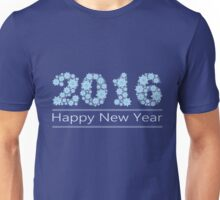 New Year; Christmas; winter. Unisex T-Shirt