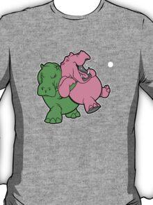Heimlich, Heimlich Hippos T-Shirt