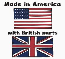 Made In America With British Parts One Piece - Long Sleeve