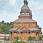 Ukranian Church by KathleenRinker