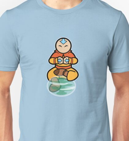 Air scooter Aang Unisex T-Shirt