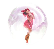bubble by Suzanne  Carter
