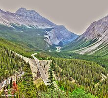 Wonderous Canadian valley by Erykah36