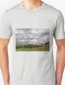 Along A Country Road Unisex T-Shirt