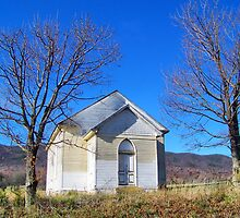 Abandoned Church by James Brotherton