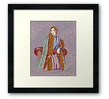 Mary Augusta Framed Print
