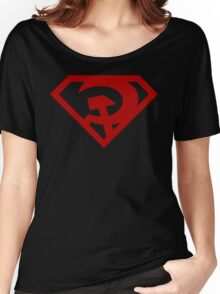 Superman- Red Son Women's Relaxed Fit T-Shirt