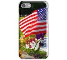Memorials iPhone Case/Skin