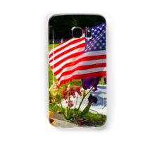 Memorials Samsung Galaxy Case/Skin