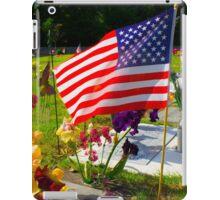 Memorials iPad Case/Skin