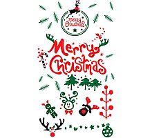 Christmas decoration Photographic Print