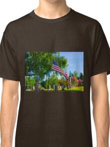 Monuments Classic T-Shirt
