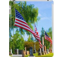 Monuments iPad Case/Skin