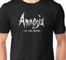 Amnesia: the Dark Descent (white) Unisex T-Shirt