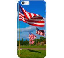 Patriot Blue iPhone Case/Skin