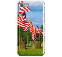 Patriot Row iPhone Case/Skin