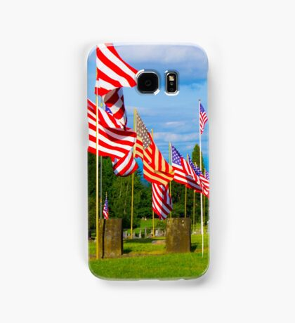 Patriot Row Samsung Galaxy Case/Skin