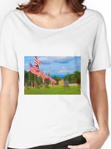 Patriot Row Women's Relaxed Fit T-Shirt