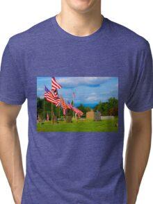 Patriot Row Tri-blend T-Shirt