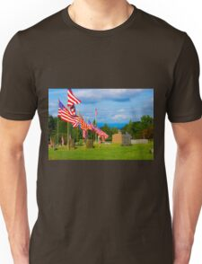 Patriot Row Unisex T-Shirt