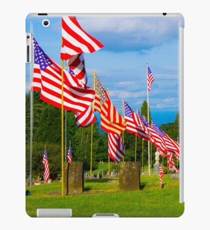 Patriot Row iPad Case/Skin