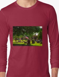 Shady Stones Long Sleeve T-Shirt