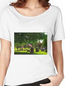 Shady Stones Women's Relaxed Fit T-Shirt
