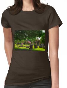 Shady Stones Womens Fitted T-Shirt