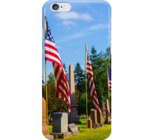 Stone Row iPhone Case/Skin