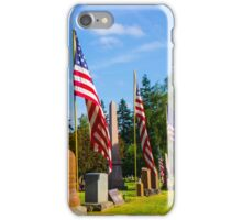 Stone Row iPhone Case/Skin