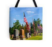 Stone Row Tote Bag