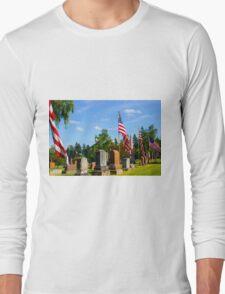 Stone Row Long Sleeve T-Shirt