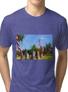 Stone Row Tri-blend T-Shirt