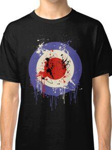 Mod Drip Splatter Classic T-Shirt