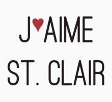 J'aime St. Clair by JustCyn