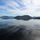 Lake Pedder - s.w. Tasmania by gaylene